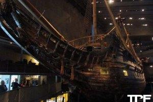 The Vasa Museum – augustus 2018