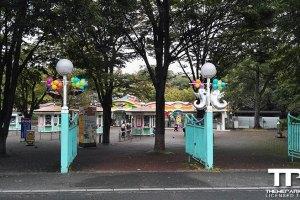 Toshimaen - Oktober 2019
