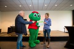 Walibi Holland - uitreiking cheque