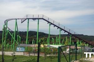 Zobori Élmény Park - augustus 2020