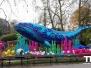 Zoo Antwerpen - Voorbereidingen China Lights 2017